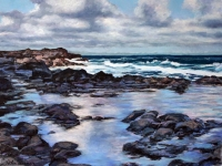 Hawaiian Pastel Seascapes