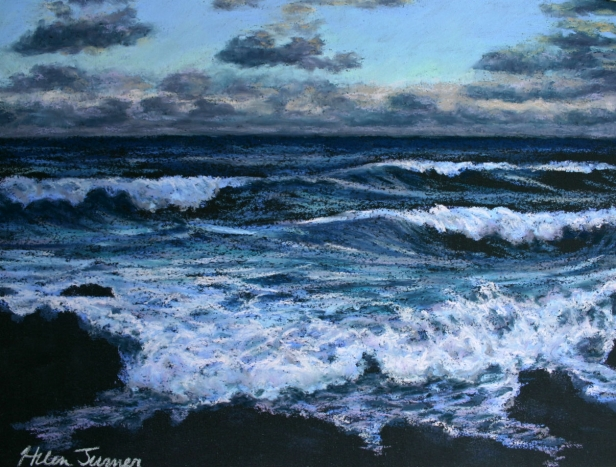Water Studies, Hawaiian artwork by Helen Turner